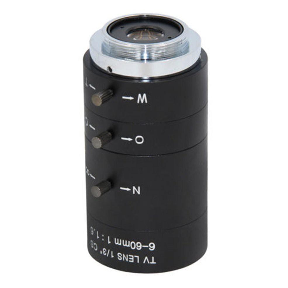 Ống Kính Phóng To 6-60mm Cs 25 Cho Kính Hiển Vi Công Nghiệp