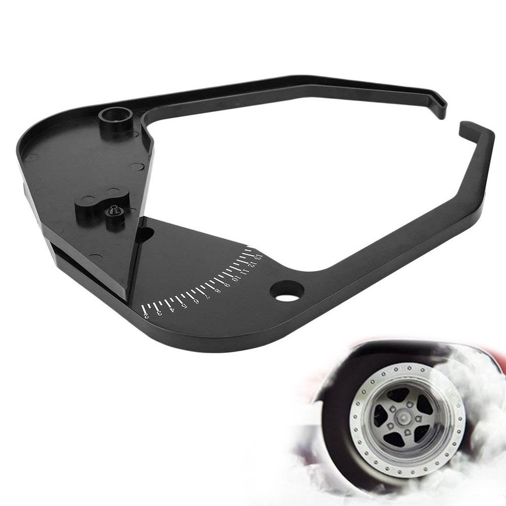 Car Accessories Readable Tool Portable Width Measurement Easy Use Universal Tire Balancer Caliper