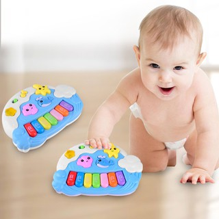 Electronic piano toys for baby