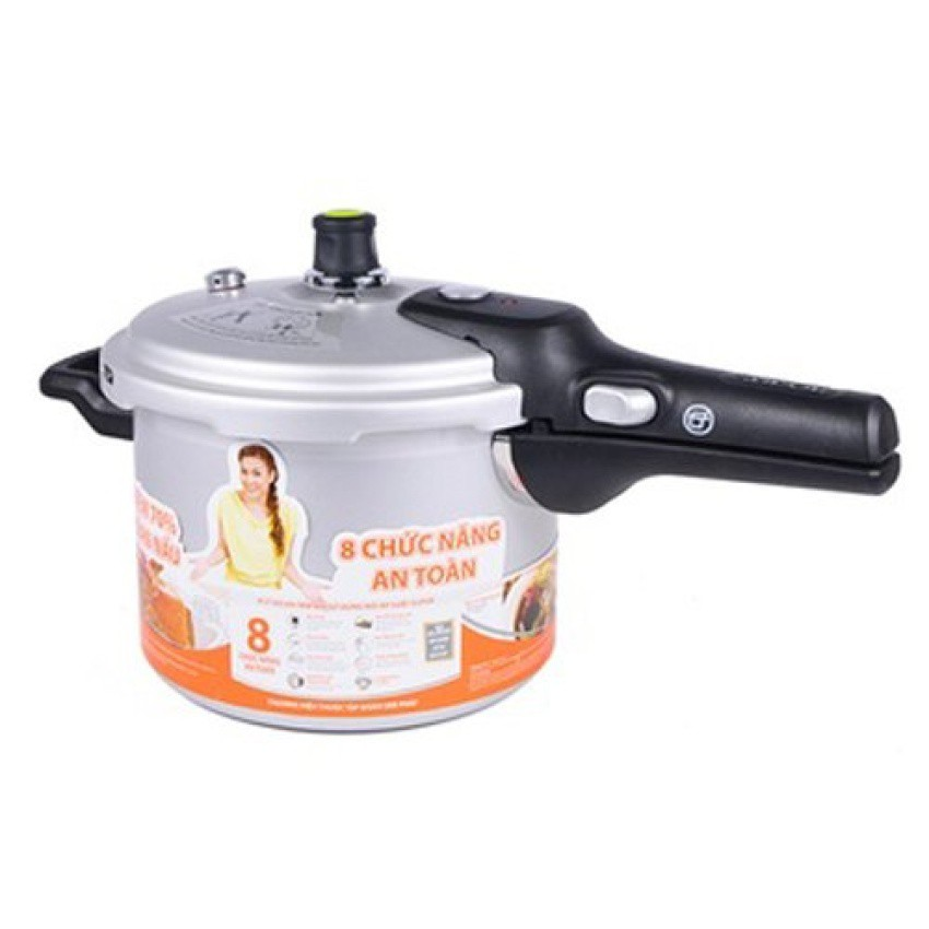 Nồi áp suất Supor Safety YH24N1-IH 24cm (Dùng được trên bếp điện từ - Dung tích 7L) - 2828608 , 648726716 , 322_648726716 , 890000 , Noi-ap-suat-Supor-Safety-YH24N1-IH-24cm-Dung-duoc-tren-bep-dien-tu-Dung-tich-7L-322_648726716 , shopee.vn , Nồi áp suất Supor Safety YH24N1-IH 24cm (Dùng được trên bếp điện từ - Dung tích 7L)