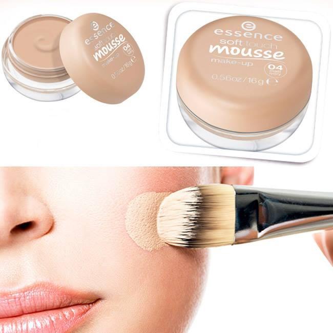 Phấn tươi Đức Mousse essence make-up