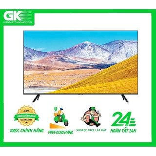 UA50TU8000- MIỄN PHÍ CÔNG LẮP ĐẶT-Smart Tivi Samsung 4K 50 inch UA50TU8000
