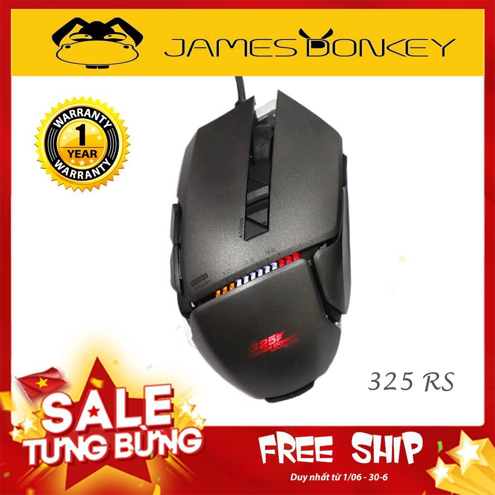 Chuột máy tính James Donkey 325RS 7200 DPI siêu HOT ( BH 1 năm )