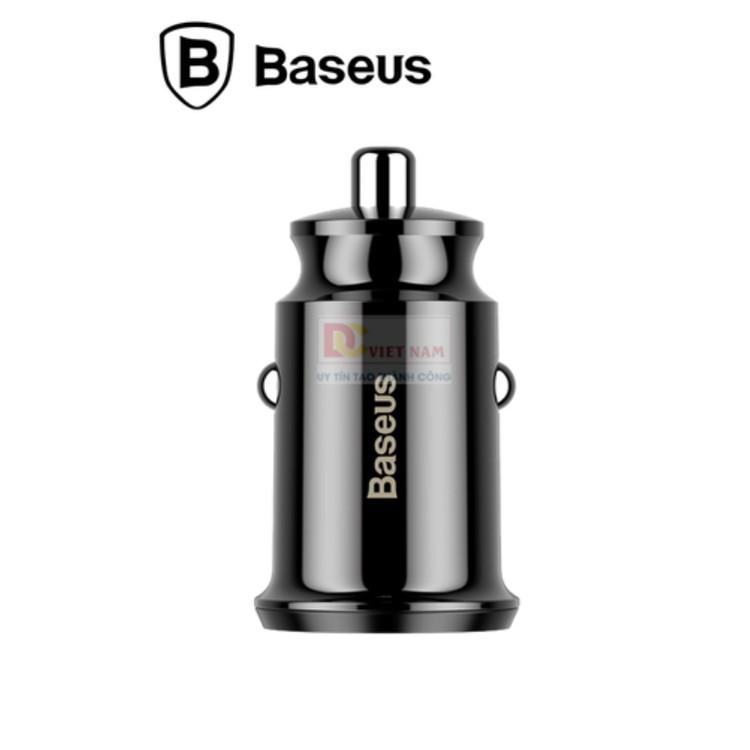 Tẩu sạc ô tô nhãn hiệu Baseus CCALL-ML01
