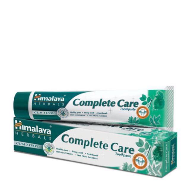 Himalaya kem đánh răng complete care(giảm chảy máu răng kháng khuẩn, xe  nướu ) | Shopee Việt Nam