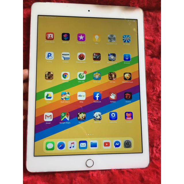 Ipad air 2 bản 4G, wifi 64G zin