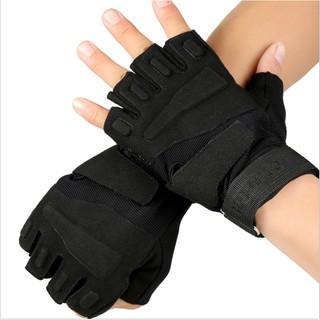 [Giá sỉ] Găng tay BLACKHAWK Cụt ngón chính hãng