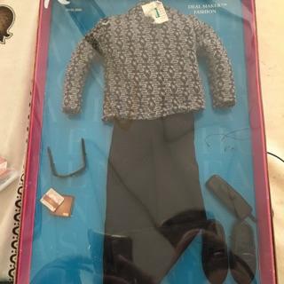 Set quần áo Ken fullbox