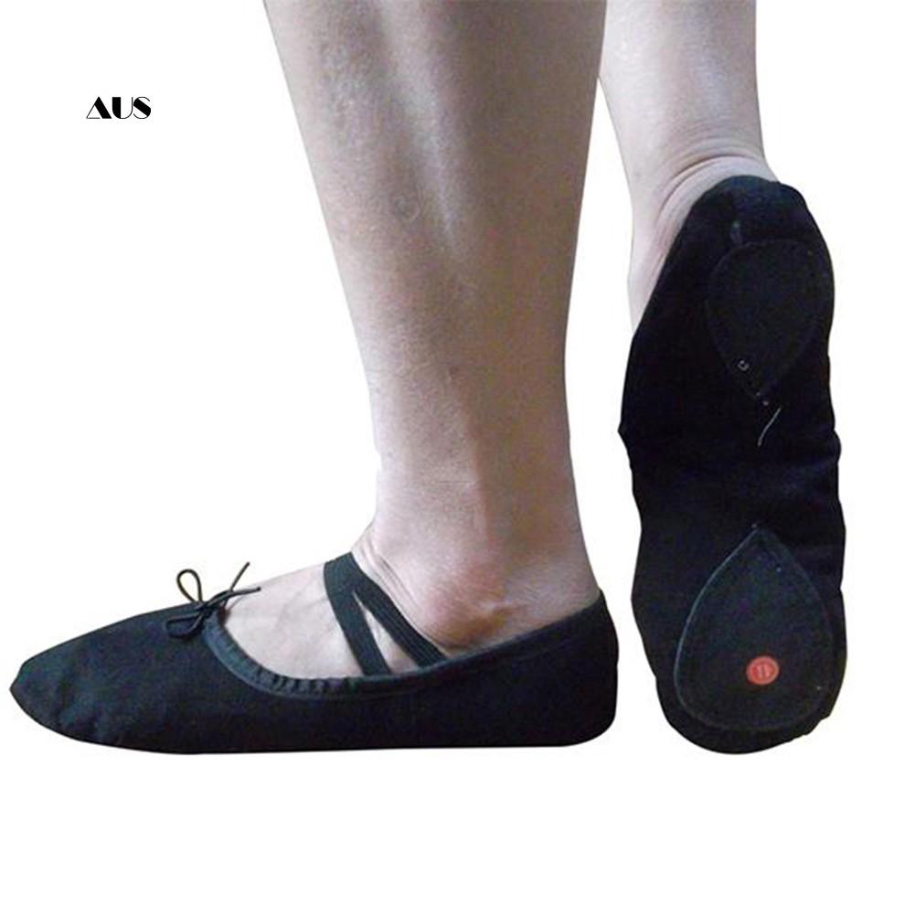 Giày Múa Ba Lê Đế Mềm Chống Trượt Dành Cho Nữ
