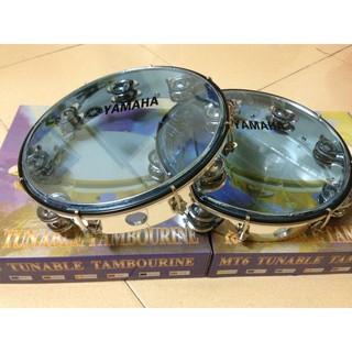 Đập hộp trống tambourine-gõ bo nhập khẩu cho dân chơi nhạc chế