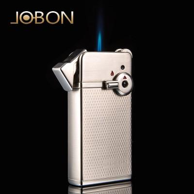 Bật lửa khò hộp đựng Jobon 2 tia lửa