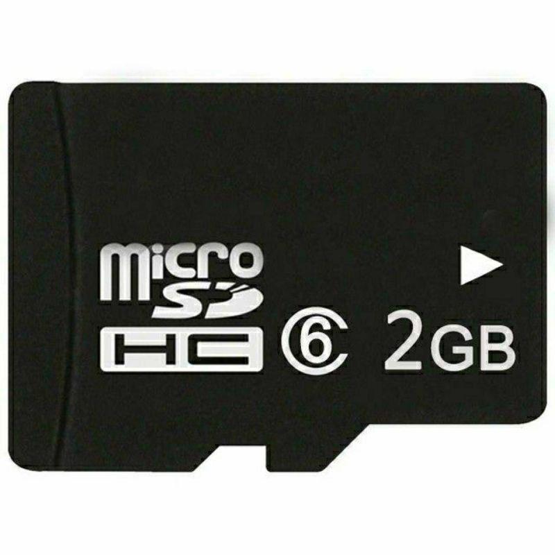 Combo 10 thẻ nhớ 2G cũ giá rẻ