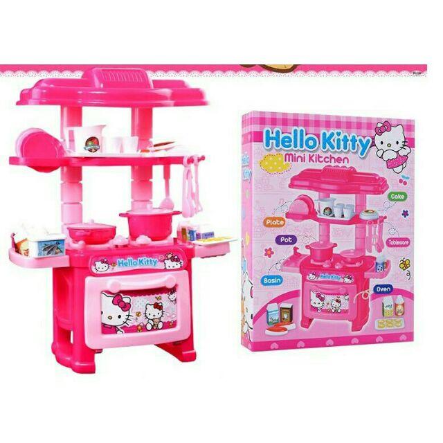 Bộ đồ chơi nhà bếp mini Hello Kitty - 2706440 , 397294914 , 322_397294914 , 130000 , Bo-do-choi-nha-bep-mini-Hello-Kitty-322_397294914 , shopee.vn , Bộ đồ chơi nhà bếp mini Hello Kitty