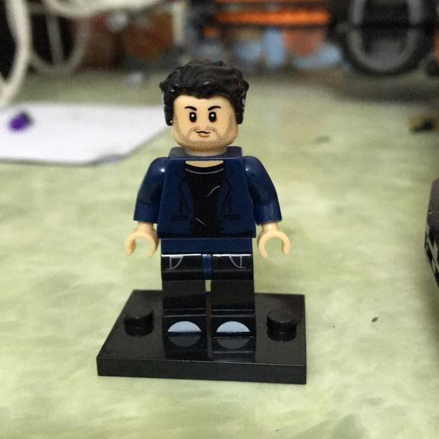 Minifigure nhân vật Bruce Banner - 3333789 , 1313891511 , 322_1313891511 , 21000 , Minifigure-nhan-vat-Bruce-Banner-322_1313891511 , shopee.vn , Minifigure nhân vật Bruce Banner