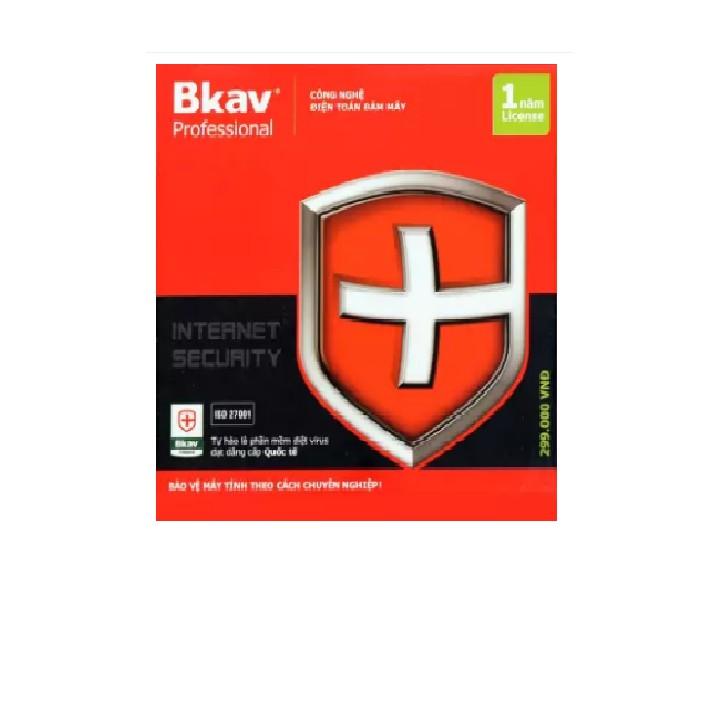 Phần mềm diệt virut Bkav Pro Internet Security 1000000319 Giá chỉ 245.000₫