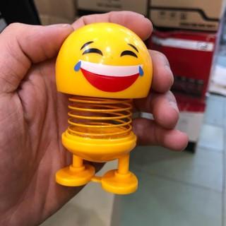 Thú nhún emoji biểu cảm mặt cười