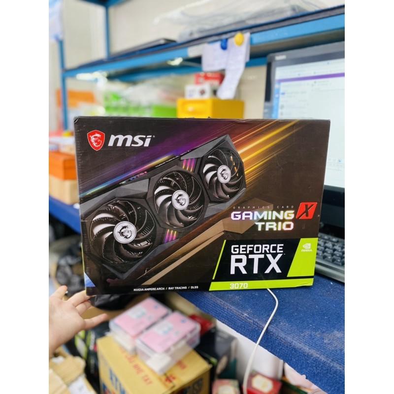 1 Box Hộp Đựng Card VGA RTX 3070 8Gb Full Xốp + Tag Mac Đủ