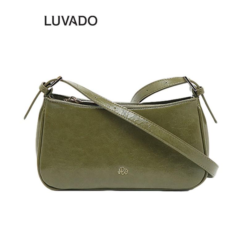 Túi đeo chéo nữ đẹp đi chơi MICOCAH dễ thương nhiêu ngăn LUVADO TX478