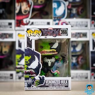 Venomized Hulk Funko Pop Marvel – Venom Series