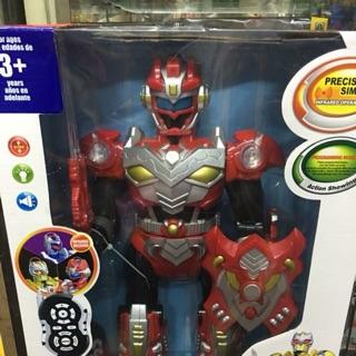 Đồ chơi rôbot anh hùng điều khiển