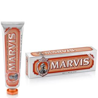 Kem đánh răng Marvis- Ginger Mint (màu cam) 85ml/tuýp