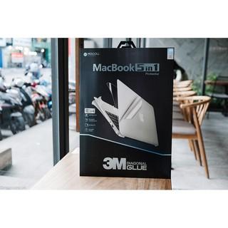 Combo dán full macbook pro 2020 chính hãng Mocoll