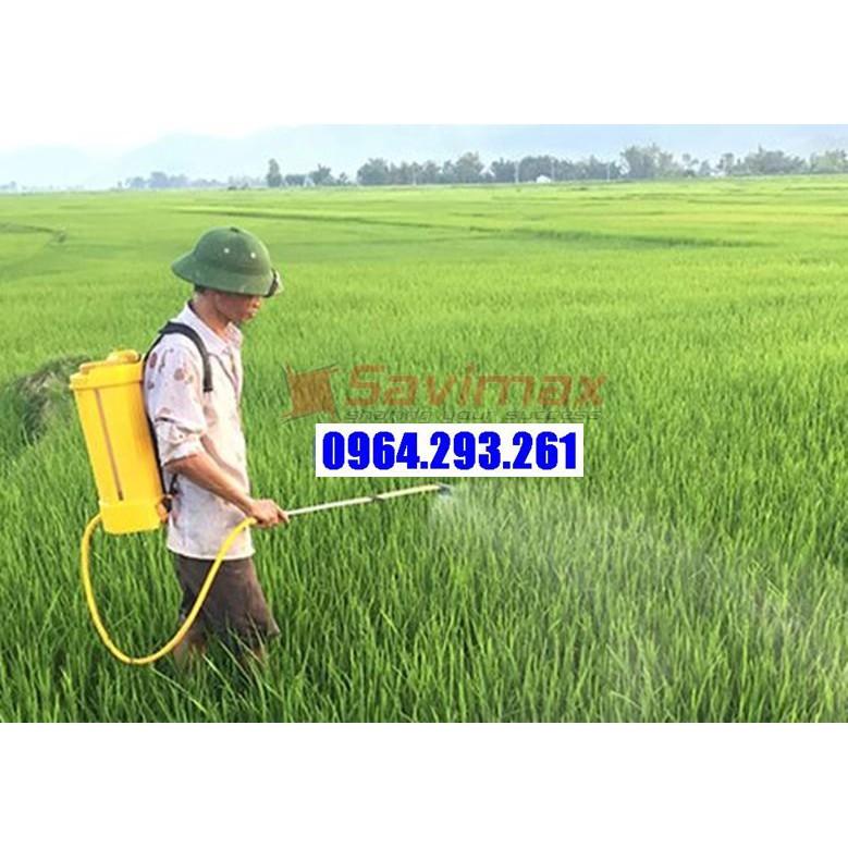 Máy phun thuốc trừ sâu, côn trùng CON ONG VÀNG, COV16-vàng