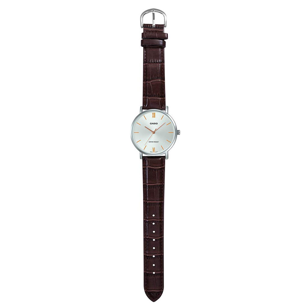 Đồng hồ nam dây da Casio MTP-VT01L-7B2 chính hãng