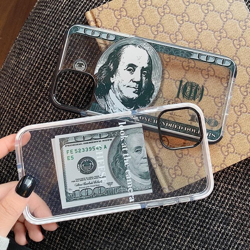 Ốp điện thoại mềm hình tiền đô la cho iPhone 7/8 Plus / X / XS / XR / XS MAX / 11/11 PRO / 11 Pro MAX / SE2