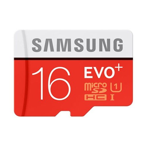 Thẻ nhớ MicroSD Samsung Evo Plus 16GB 80MB/s