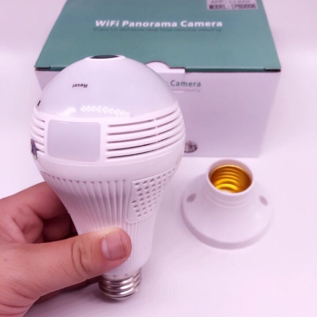 Camera bóng đèn FULL HD 1.3 960P - 10074747 , 1047501903 , 322_1047501903 , 440000 , Camera-bong-den-FULL-HD-1.3-960P-322_1047501903 , shopee.vn , Camera bóng đèn FULL HD 1.3 960P