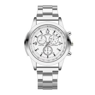 Đồng hồ nam đeo tay cao cấp dây kim loại Modiya DH104