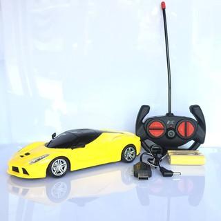 Ôtô Điều Khiển Bin Sạc 552A