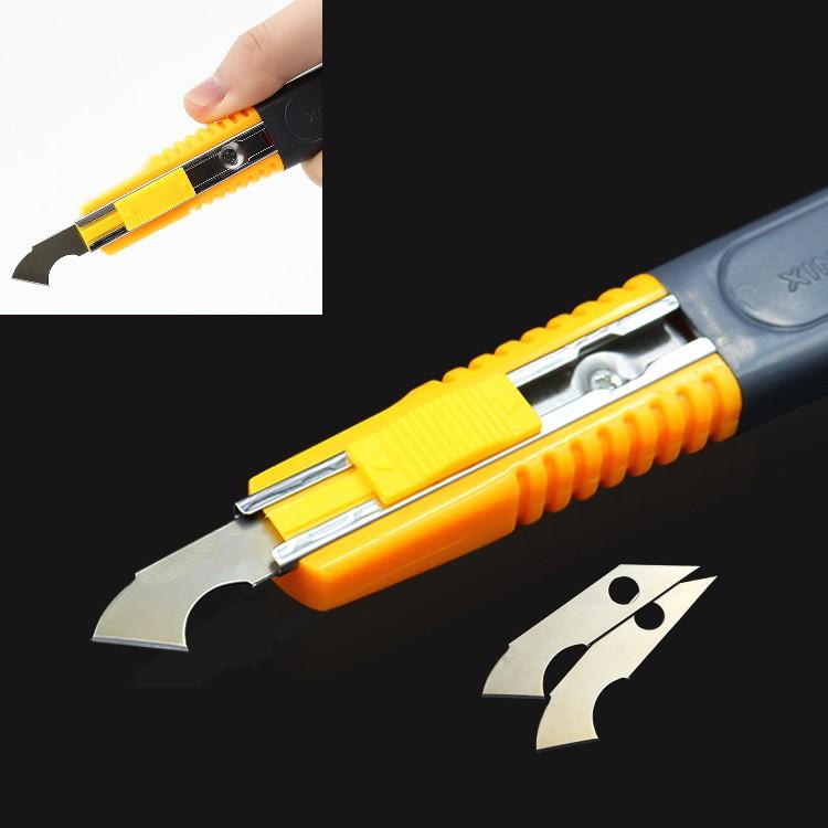 Dao cắt mica chuyên dụng tặng kèm 2 lưỡi dao dự phòng (DO152) - Luân Air M