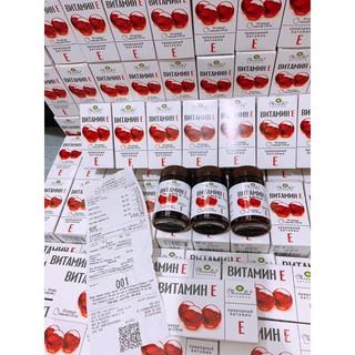 Combo Vitamin E đỏ 270mg hãng Mirrolla – NGA