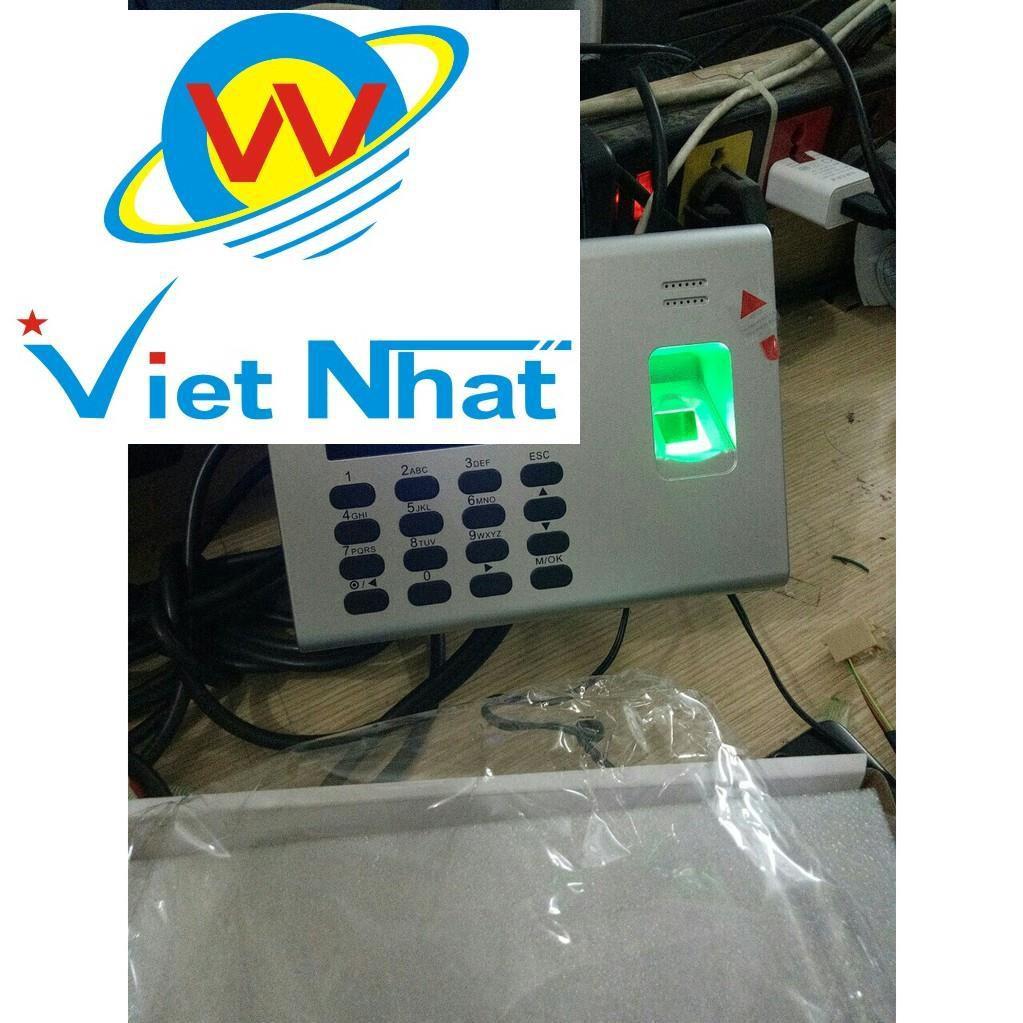 Máy chấm công vân tay Ronald Jack DG800 VT+ PIN Giá chỉ 2.300.000₫