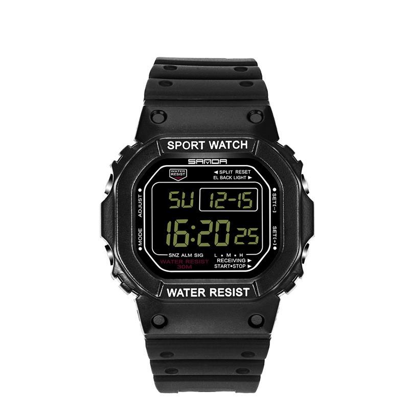 Đồng hồ điện tử chống nước kiểu dáng thể thao