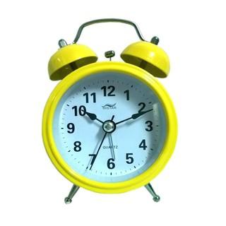 Đồng hồ báo thức để bàn Mini Alarm Tienich168 TI181 (Vàng)