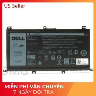⚡️[Pin zin]Pin laptop Dell Inspiron 7557 7559 7566 7567 7759 357F9 71JF4 0GFJ6 Pin Zin