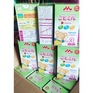 Thùng 12 hộp Morinaga 216g/1 hộp(Date T01/2022){Không tem}