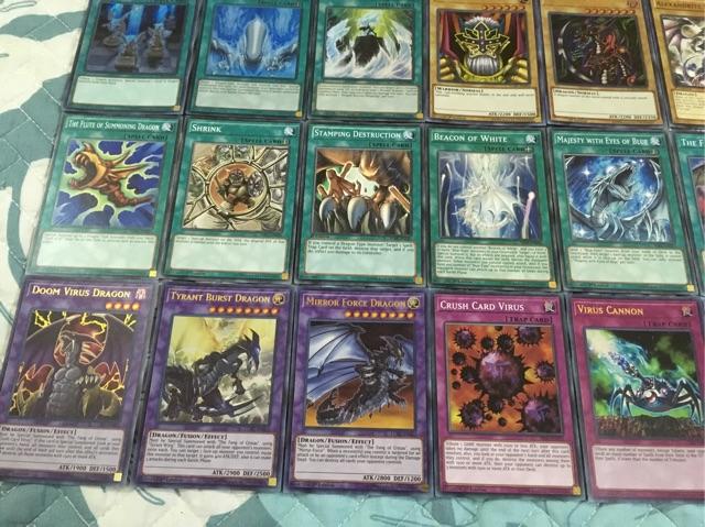 Bộ bài Yugioh! Kaiba Deck (40 Cards)