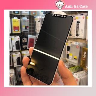 [Mã ELORDER5 giảm 10K đơn 20K] Kính cường lực chống nhìn trộm iphone,FUll 6/6P/7/8/7P/8P/X/Xs max/Pro max - ốp iphone