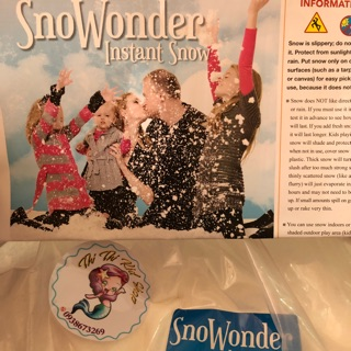 Snowonder _ Tuyết Mỹ _ 100g