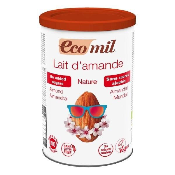 Sữa bột hạnh nhân hữu cơ không đường Ecomil 400g - 3063164 , 1086715099 , 322_1086715099 , 449000 , Sua-bot-hanh-nhan-huu-co-khong-duong-Ecomil-400g-322_1086715099 , shopee.vn , Sữa bột hạnh nhân hữu cơ không đường Ecomil 400g