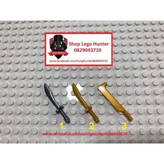 Lego Phụ kiện minifigures đao các loại thumbnail