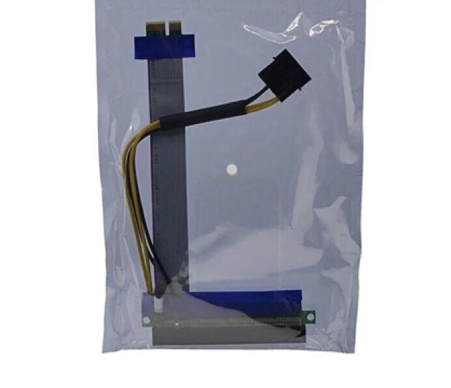 Dây cáp riser PCI -E 1X sang 16X dài 30cm