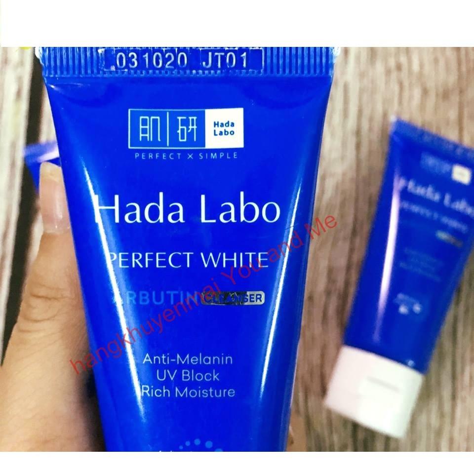 (HSD 2022 - 25g) Sữa rửa mặt Hada Labo
