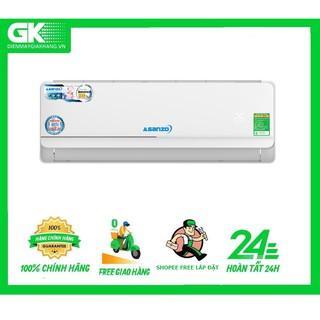 K18A - MIỄN PHÍ CÔNG LẮP ĐẶT - Máy Lạnh Asanzo Inverter 2.0 HP K18A - HCM