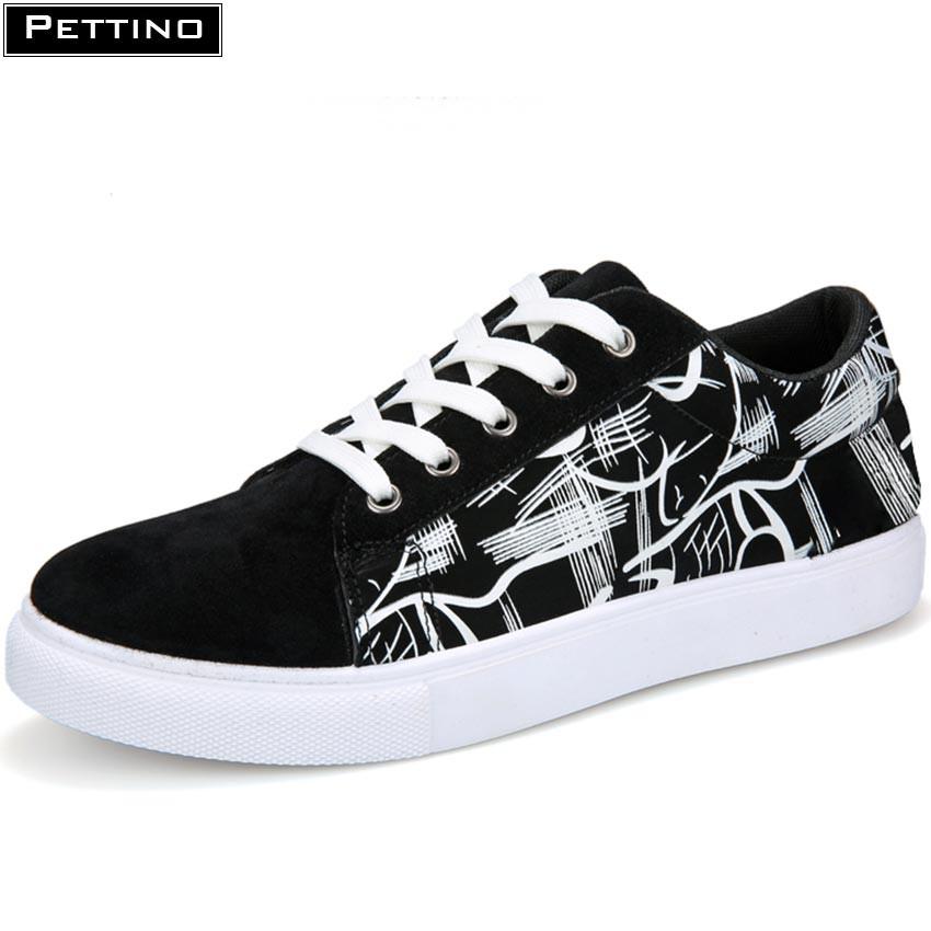 Giày sneaker nam PETTINO GV07