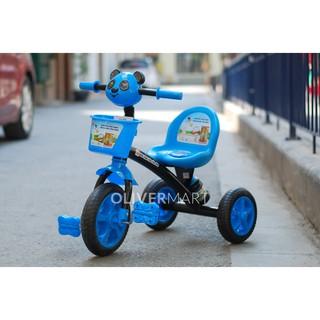Xe đạp 3 bánh gấu trúc dễ thương cho bé